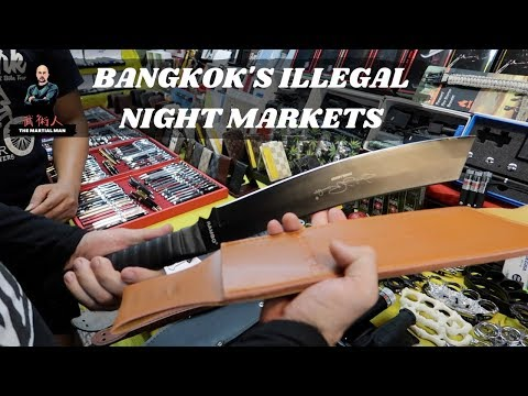Bangkok's Illegal Night Markets - Martial Diaries_006 Mp3