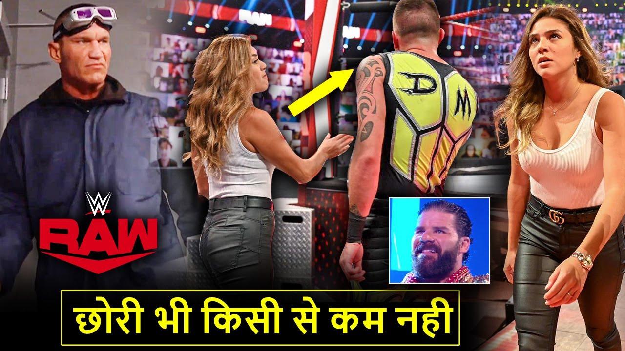 'Ye Orton Ne Kya Kiya😲' Aalyah SLAPS Brother Dominik, Orton Destroys 4 Legends - WWE Raw Highlights