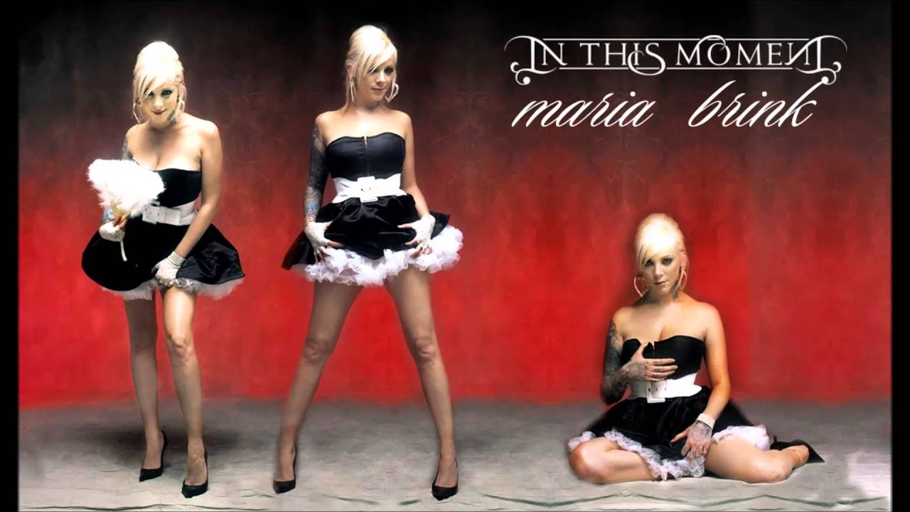 in this moment sex metal barbie