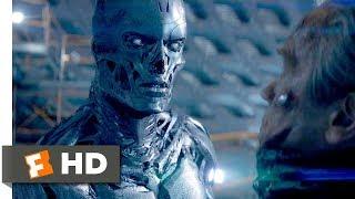 Terminator Genisys (2015)   John Connor Vs. The Terminator Scene (9/10) | Movieclips