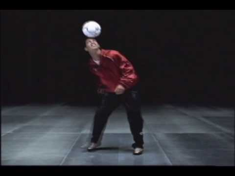 Nike Commerciale Freestyle Soccer