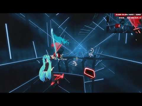 [BEAT SABER FULL TRACKING] Tom Jones - Sex Bomb.