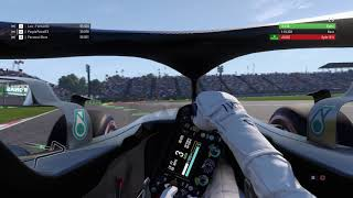 F1 2018 Late Braking Racing League Season 2 Practice | Round 8 - Mexico