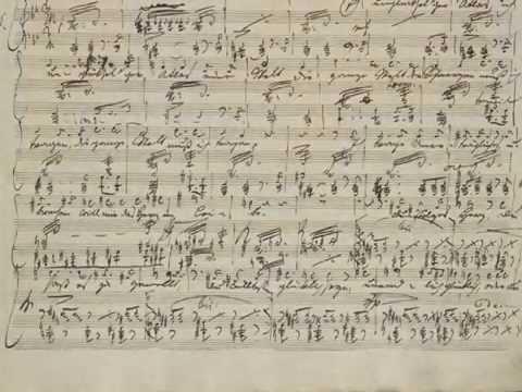 Franz Schubert - Der Atlas (Heinrich Heine) from Schwanengesang D 957