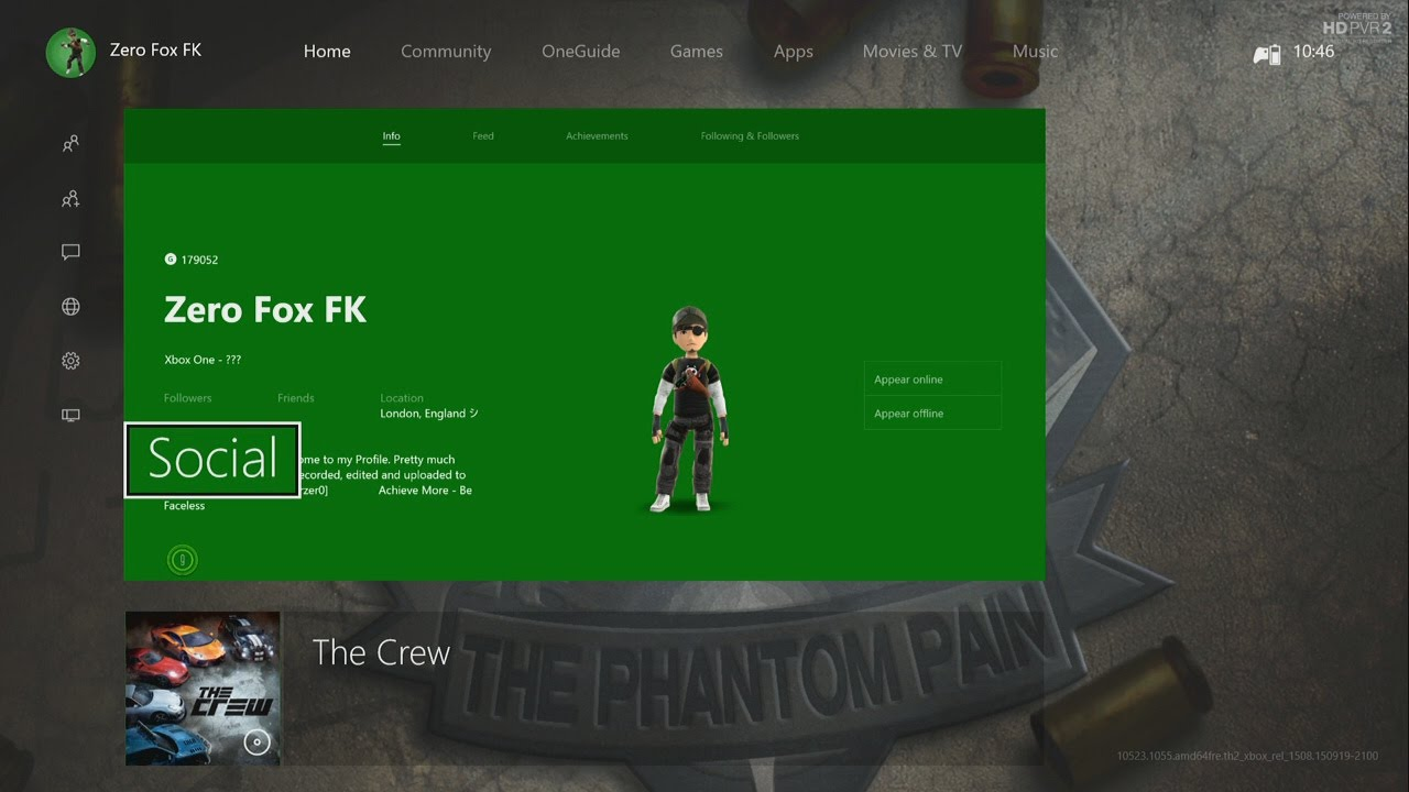New Xbox One Windows 10 UI (New Dashboard Preview)