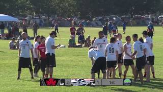 2017 Potlatch Exhibition Game: USA v. Canada