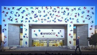 Apple WWDC 2017 keynote in 19 minutes