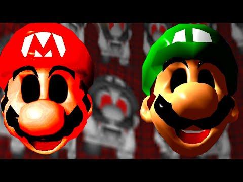 MY FIRST ROM HACK.EXE [BEST 4TH WALL BREAKING SUPER MARIO 64 ROM HACK | Mario 64 Creepypasta HORROR]