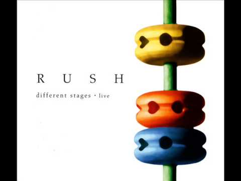 Rush - 2112 Live (Different Stages) (Full song)