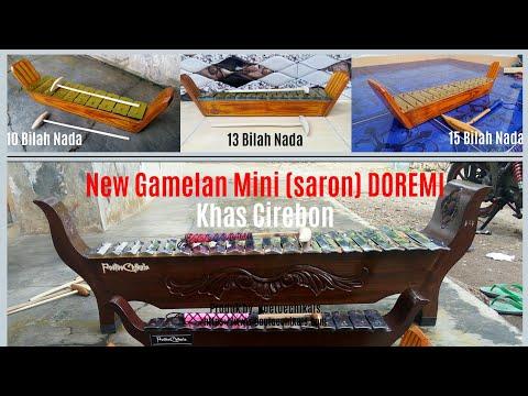 Gamelan Mini (Saron) | Belajar bermain alat musik