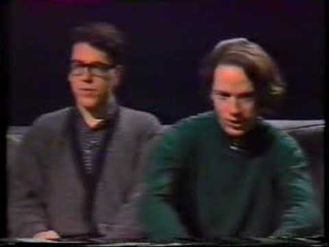 TMBG 1988 UK Television Interview