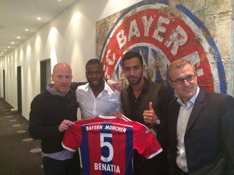 Mehdi Benatia Fc Bayern München
