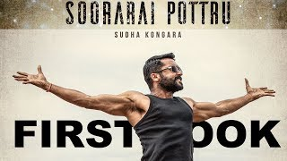 """Soorarai Pottru"" First Look"