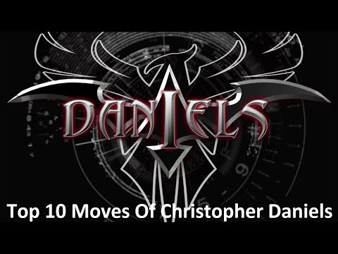 Top 10 Moves Of Christopher Daniels