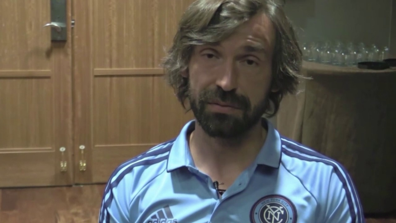 Watch S Give Opinions On The Wondrous Andrea Pirlo With And Without His Beard