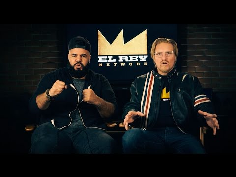 Jake Busey & Chuey Martinez Funniest Outtakes  Artists in Residence