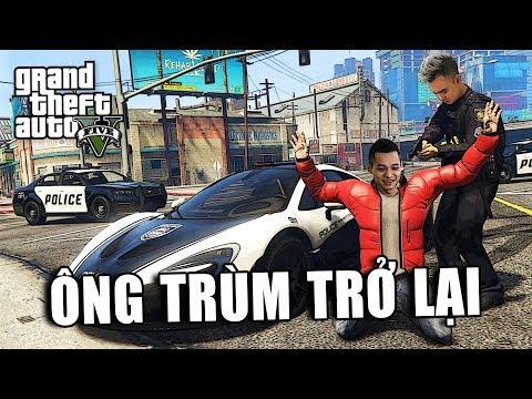 (GTA V Roleplay) Băng cướp OMO #1: Ông Trùm trở lại.