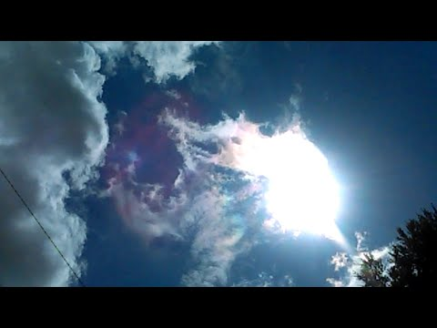 Must See: HAARP, BLUE BEAM, Fake Clouds, Cloud Making M ...