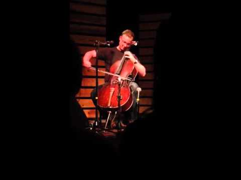 Ben Sollee at The Spot on Kirk