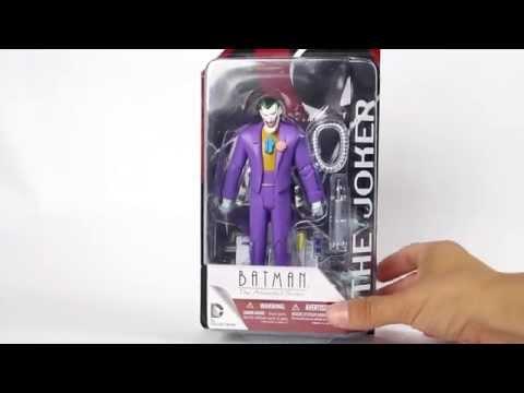 DC Collectibles Batman The Animated Series/The New Batman Adventures - Joker