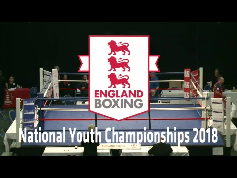 England Boxing - National Youth Championships 2018 Day 1 - Ring A