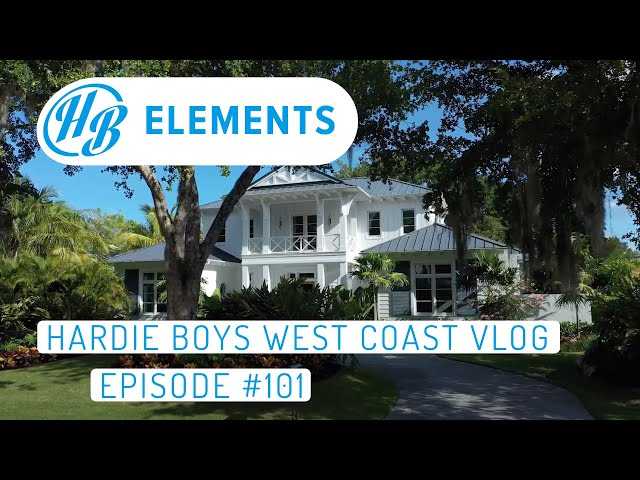 Hardie Boys West Coast Vlog - Episode #101