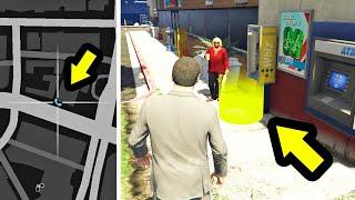 أخيرا فتحت مهام الهاتف السرية في جي تي أي 5 | GTA V Street Phone Missions