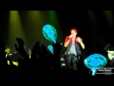 Nate Ruess Live in Seoul 2015 - Intro / Great Big Storm