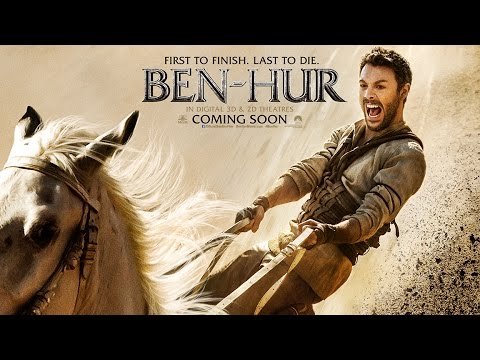 Ben Hur Tráiler Oficial Paramount Pictures Spain Youtube