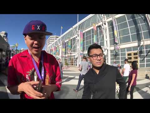 Rampage & 720p Twitch con day2 inside