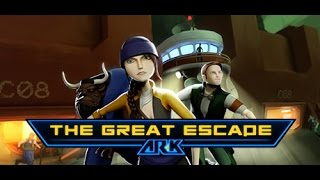 AR-K: The Great Escape || Point & Click Adventure