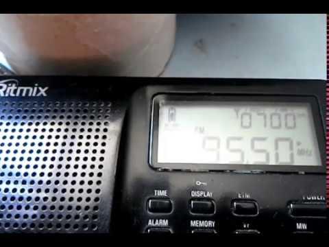 (Es) 95.5  BBC WS, Vilnius 2334km. 07:52 UTC