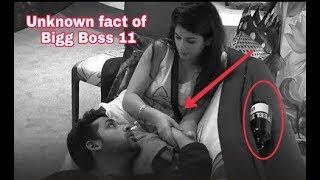 Bigg Boss 11 : Unknown facts of BIGG BOSS 11 / HINDI