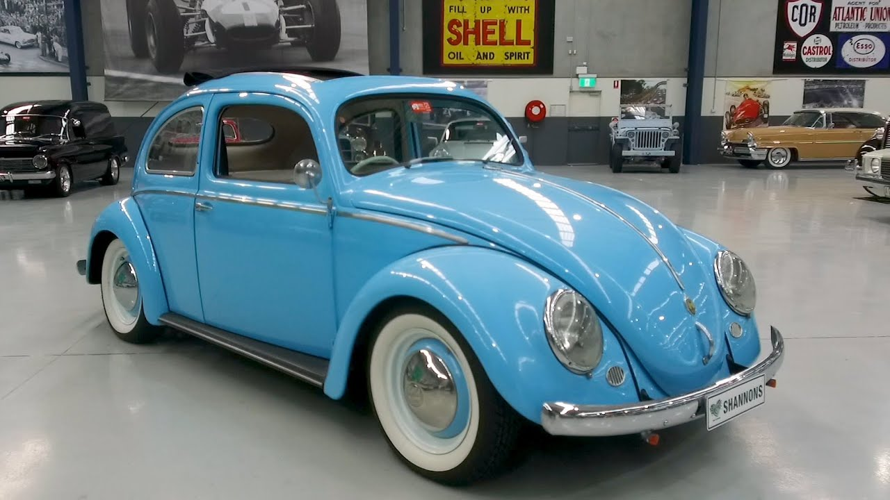 1955 Volkswagen Beetle 'Oval Window' Sedan - 2020 Shannons Winter Timed Online Auction