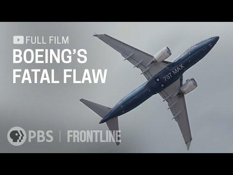 Boeing's Fatal Flaw (full documentary)   FRONTLINE