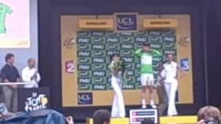 Barcelona Stage 6 Tour de France 2009