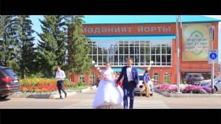 Свадебный клип Зульфат и Алина. Ильюс Аскаров тел:89172462976