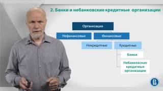 Курс лекций «Банковские услуги и отношение людей с банками». Лекция 2: Услуги для населения<