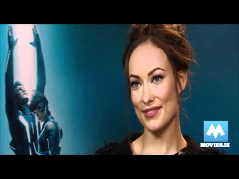 Olivia Wilde Interview - Star of Tron Legacy, Cowboys & Aliens, Butter & More