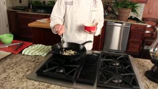 Sporting Chef Tv - Chef John Mcgannon - Elk Sirloin With Bourbon Pan Sauce