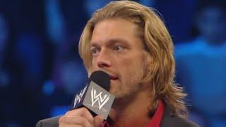 WWE.com Exclusive: WWE Superstars wish Edge well