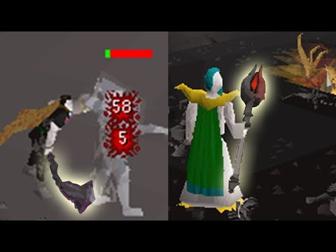 Is Viggoras Chainmace And Thammarons Sceptre OVERPOWERED? (OSRS)