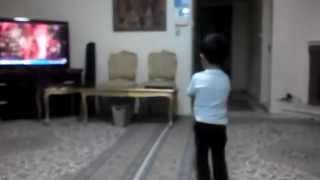 Persian Child Dance & Indian Song - Raibod Amirinia-3