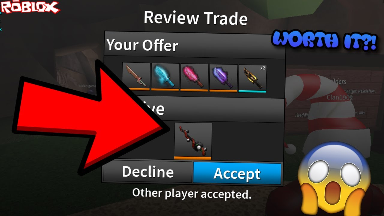 Getting Flames Given Free Seer Roblox Murder Mystery 2 Gameplay - I Traded This For A Krampus Worth It Roblox Assassin Tier 4 Krampus Trade