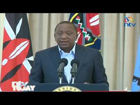 President Uhuru Kenyatta's full address on Jubilee Party primaries