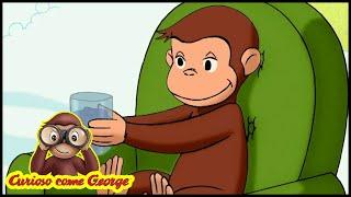 Curioso come George 🐵Lo Smacchiatore 🐵Cartoni Animati per Bambini 🐵George la Scimmia
