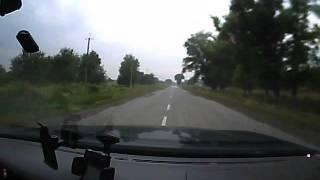 Ставропольский край, Курской район, п. Ага-Батыр. Утро.