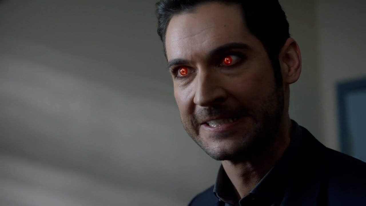 Download Lucifer top angry moments in Hindi (season-2)