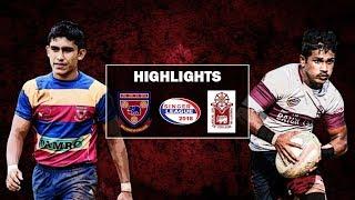 Match Highlights - Maliyadeva College v Science College | Schools Rugby Plate