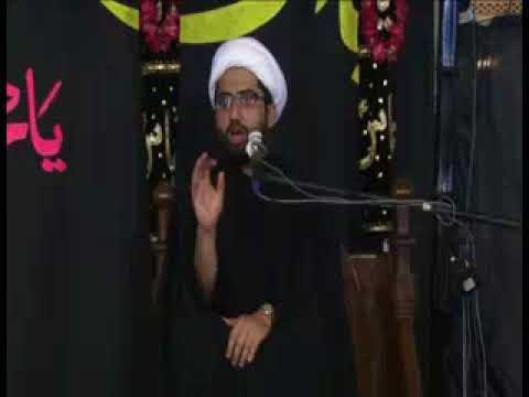 Maulana Kumail Mehdvi  07 Majlis 07 Muharram 1439   2017   Urdu